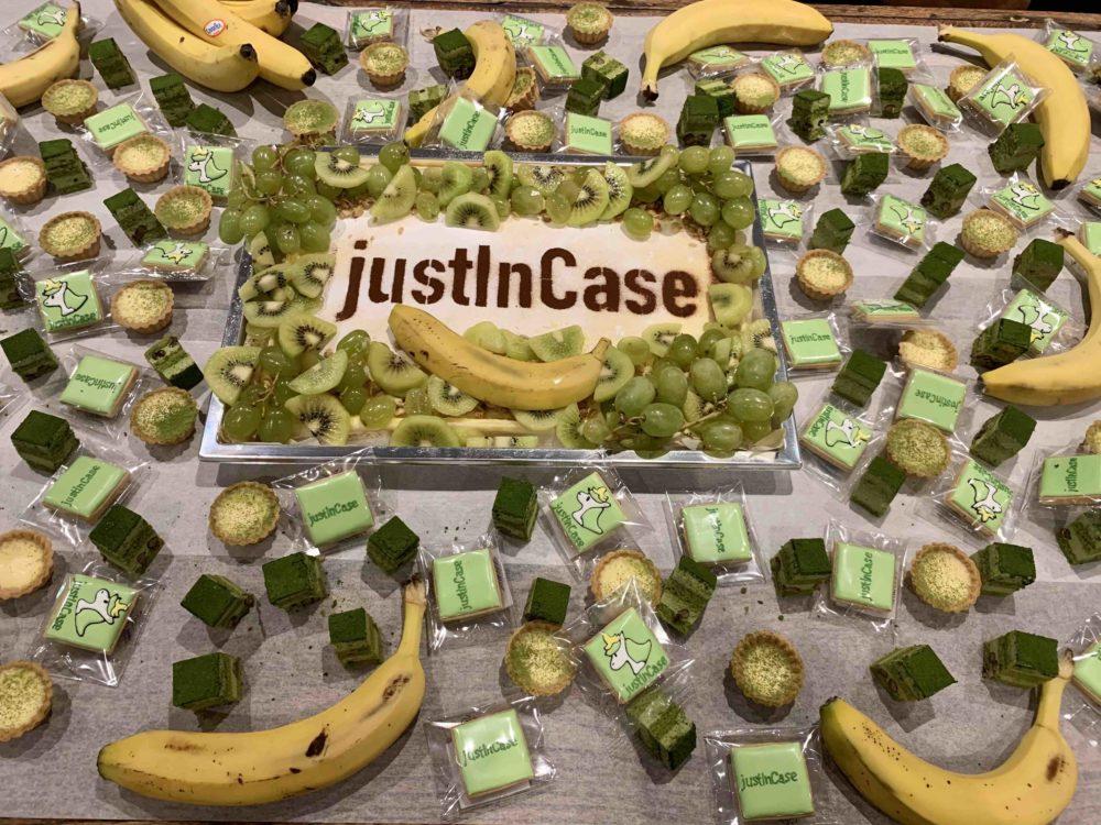"""""""justInCase3周年感謝祭"""" パートナー様からjustInCaseに激励のお言葉をいただきました!"""