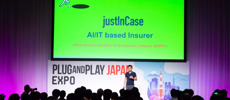 Plug and Play Japan Batch 1 EXPO 2018、 Insurtech部門でPnPJ Award受賞!!