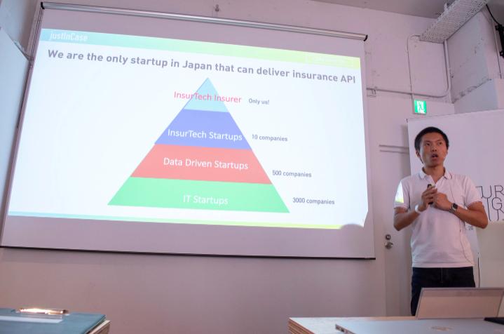 "Nanshan ""Entrepreneurship Star"" Contest 2018 Shibuyaに参加しました!"