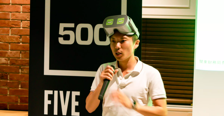 500 Startups Japan主催の500 Happy Hourに登壇!